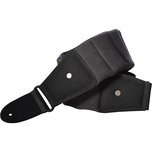 MONO M80 Betty Guitar Strap Jet Black Long