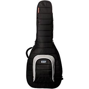 52654f92c4 MONO M80 Dreadnought Guitar Hybrid Case Jet Black | Musician's Friend
