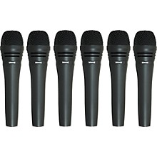 Audio-Technica M8000 Dynamic Mic 6 Pack