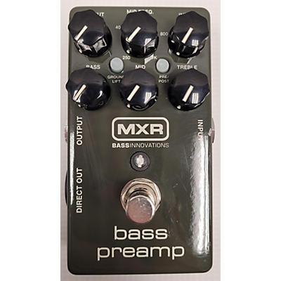 MXR M81 Bass Preamp Bass Preamp