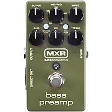 Open BoxMXR M81 Bass Preamp