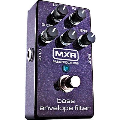 MXR M82 Bass Envelope Filter Effects Pedal