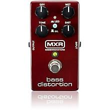 Open BoxMXR M85 Bass Distortion Effects Pedal