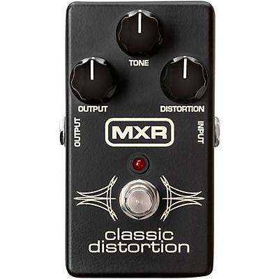 MXR M86 Classic Distortion Effects Pedal