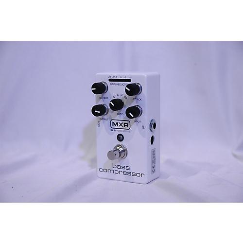 M87 Bass Compressor Bass Effect Pedal