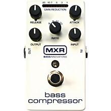 Open BoxMXR M87 Bass Compressor Bass Effects Pedal