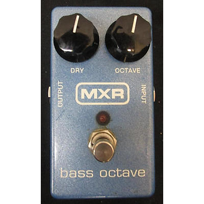 MXR M88 Bass Octave Bass Effect Pedal