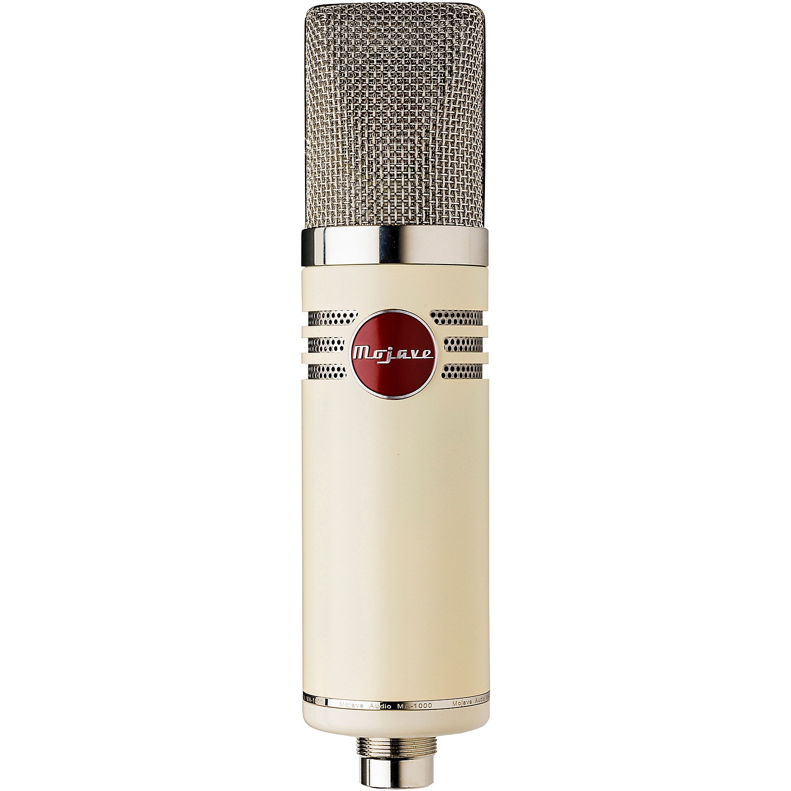 Mojave Audio MA-1000DS Multi-pattern Large-Diaphragm Tube Condenser Microphone - Desert Sand