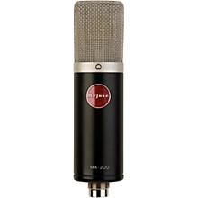 Open Box Mojave Audio MA-200 Large Diaphragm Tube Condenser Microphone
