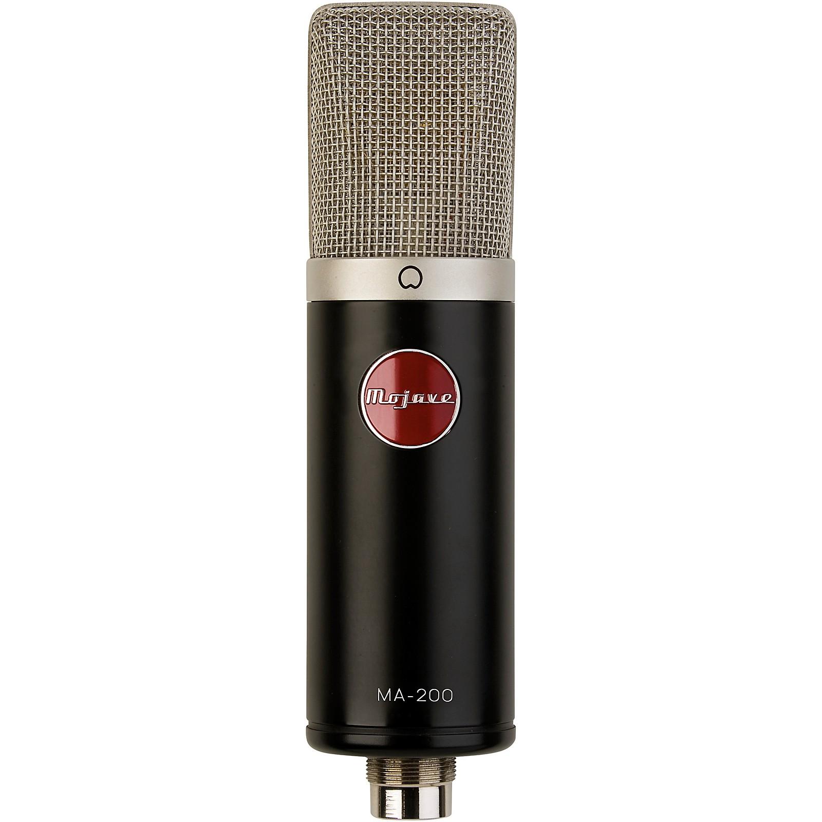 Mojave Audio MA-200 Large Diaphragm Tube Condenser Microphone
