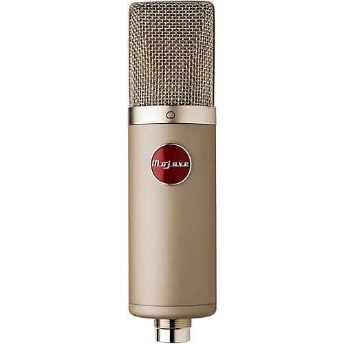 Mojave Audio MA-200SN Large Diaphragm Tube Condenser Microphone - Satin Nickel