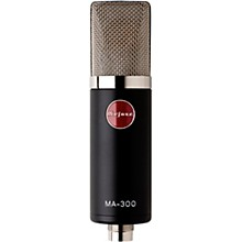 Open Box Mojave Audio MA-300 Large-Diaphragm Multi-Pattern Tube Condenser Mic