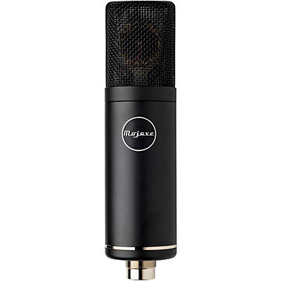 Mojave Audio MA-50BK Large-Diaphragm Condenser Microphone - Black
