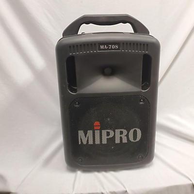MIPRO AVLEX MA 708 Powered Speaker