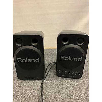 Roland MA-8BK Powered Monitor