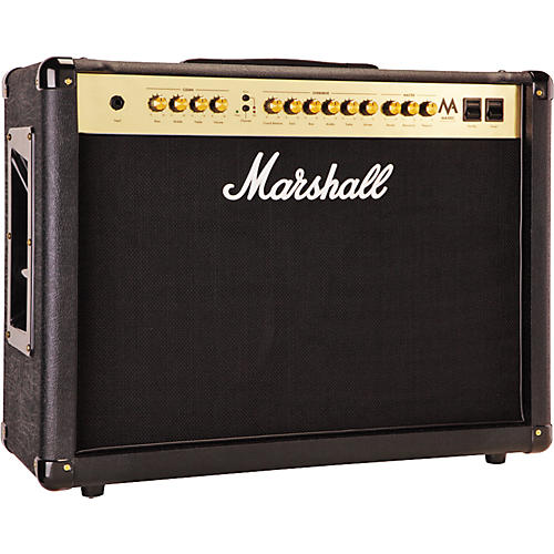 marshall ma series ma100c 100w 2x12 tube guitar combo amp musician 39 s friend. Black Bedroom Furniture Sets. Home Design Ideas
