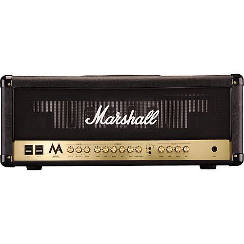 marshall ma100h 100w tube guitar amp head musician 39 s friend. Black Bedroom Furniture Sets. Home Design Ideas