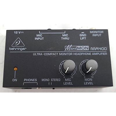 Behringer MA400 Headphone Amp