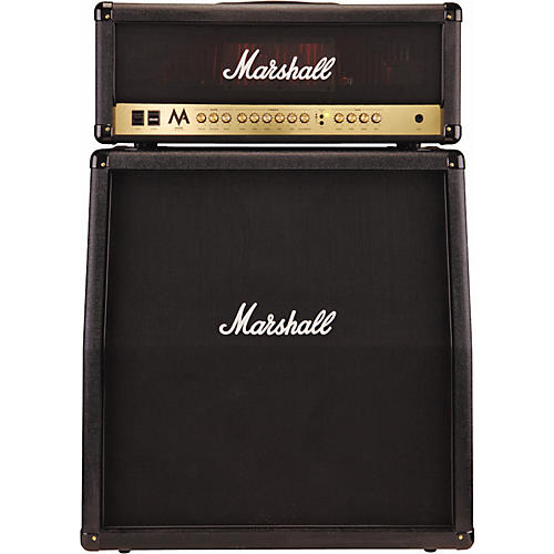 Marshall MA50H and MA412 Half Stack