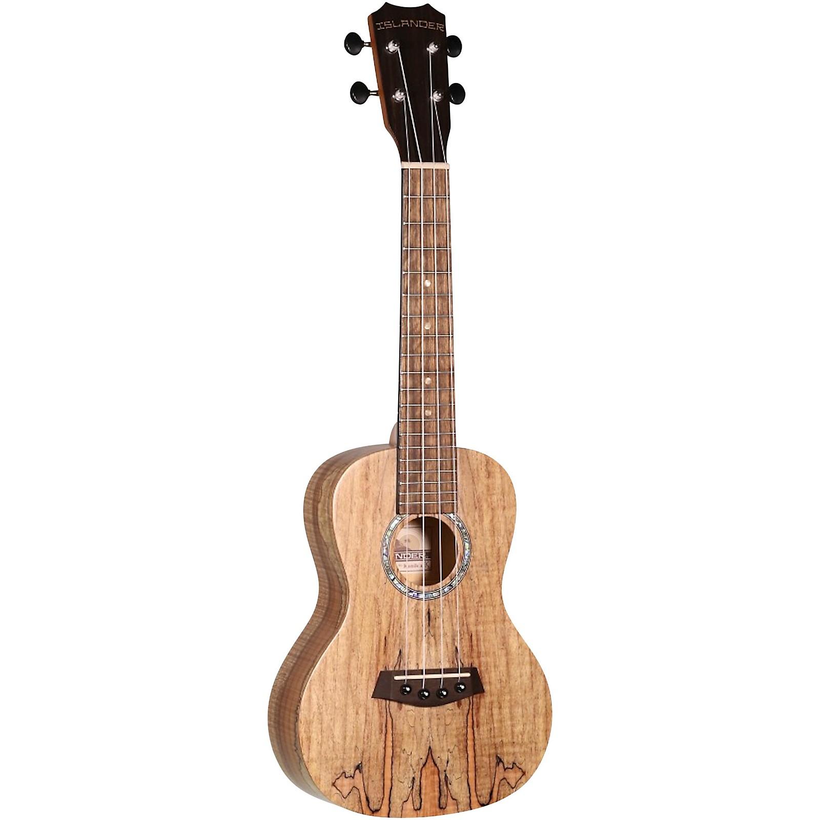 Islander MAC-4 Concert Ukulele