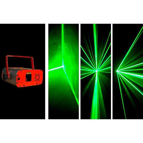 Omnisistem MAGIC BOX WIDE BEAM Laser Effect - Green