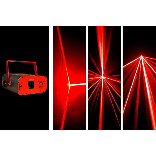 Omnisistem MAGIC BOX WIDE BEAM Laser Effect - Red