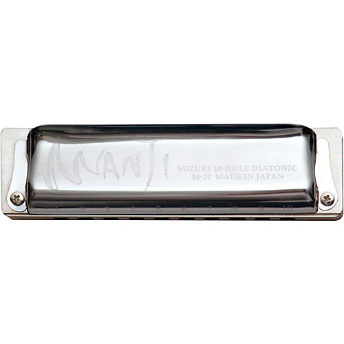 Suzuki MANJI Harmonica Natural Minor Tuned