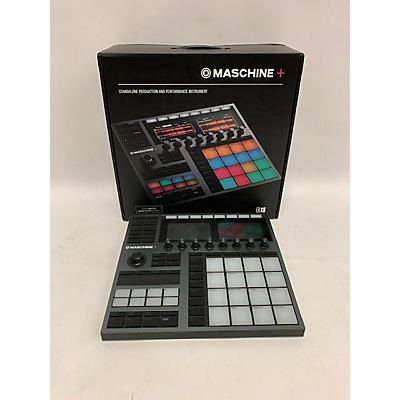 Native Instruments MASCHINE+ GROOVEBOX AND SAMPLER DJ Controller