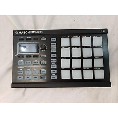 Native Instruments MASCHINE MIKRO MK2 BLK Production Controller