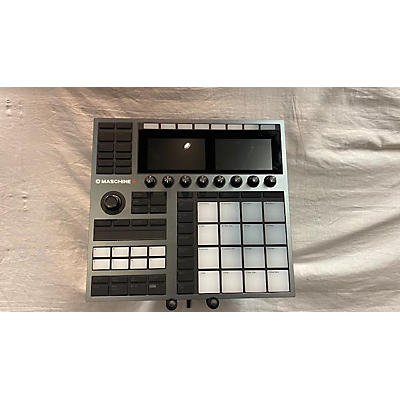 Native Instruments MASCHINE+ Standalone Groovebox And Sampler Production Controller