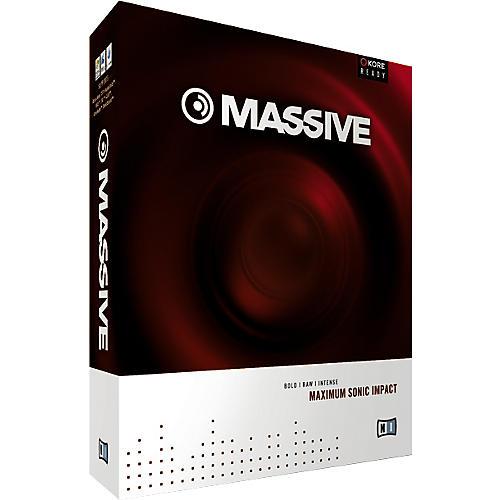 Native Instruments MASSIVE Education Edition