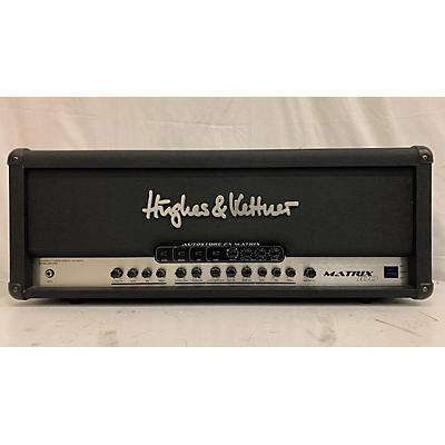 Hughes & Kettner MATRIX 100 Solid State Guitar Amp Head