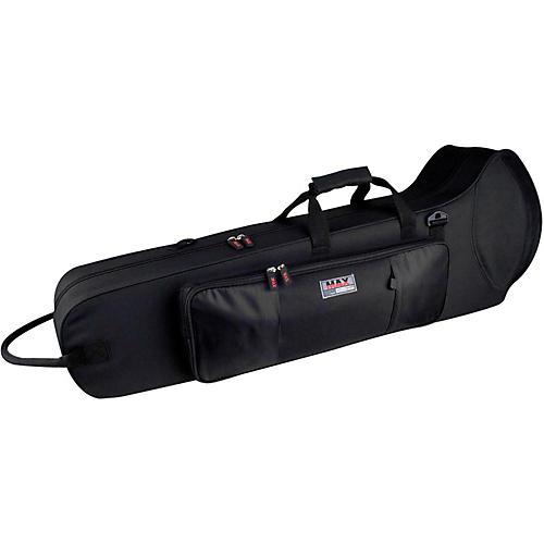 Protec MAX Contoured Bass Trombone Case Black