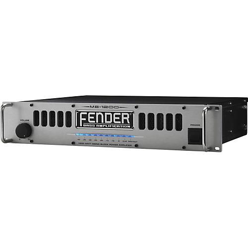 Fender MB-1200 Bass Power Amplifier