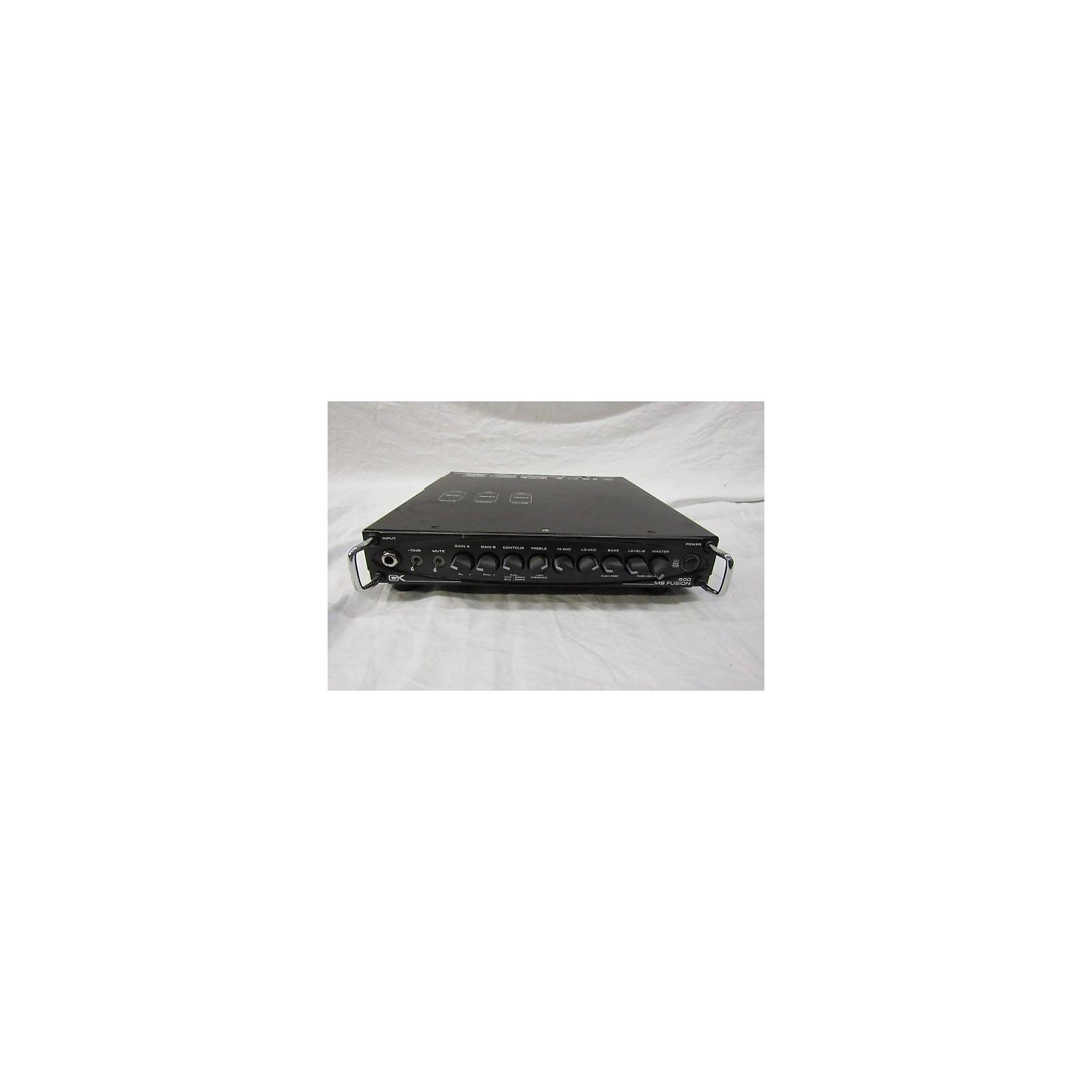 Gallien-Krueger MB Fusion 800W Bass Amp Head