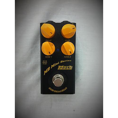 Markbass MB MINI Bass Effect Pedal