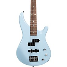 MB100 Short Scale Solid Body Electric Bass Powder Blue