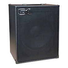 Open Box Gallien-Krueger MB115 1x15 200W Ultralight Bass Combo Amp with Tolex Covering
