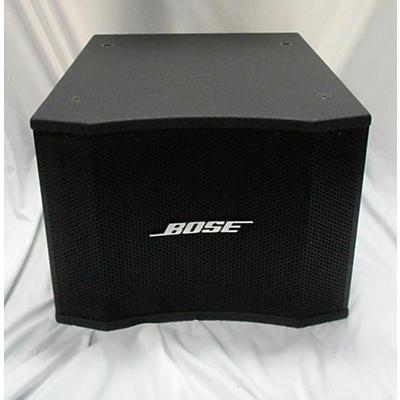 Bose MB12 WR Modular Bass Loudspeaker Unpowered Subwoofer