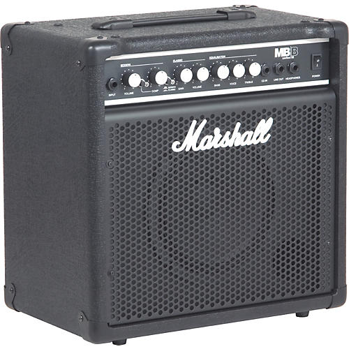 marshall mb15 bass combo amp musician 39 s friend. Black Bedroom Furniture Sets. Home Design Ideas