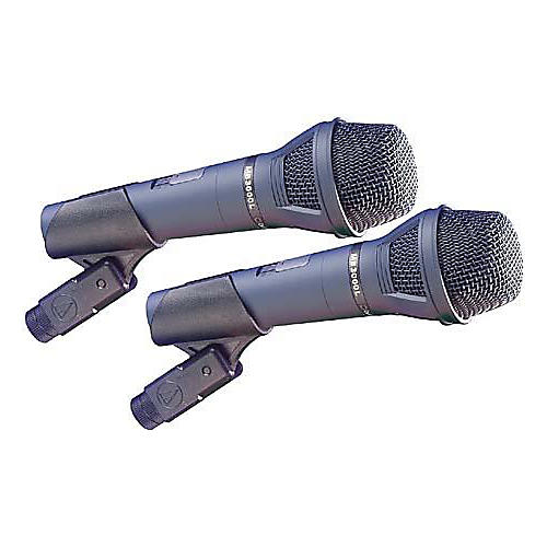 Audio-Technica MB3000L Cardioid Dynamic Microphone Promo