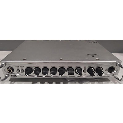 Gallien-Krueger MB500 500W Ultralight Bass Amp Head