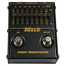 Markbass MB7 Booster 7-Band Bass Graphic EQ