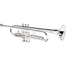 MBX-GL Challenger II Bb Trumpet Silver plated Yellow Brass Bell