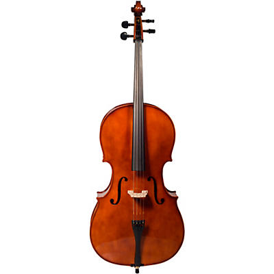 STROBEL MC-160 Student Series 4/4 Size Hybrid Cello Outfit
