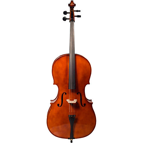 STROBEL MC-160 Student Series 4/4 Size Hybrid Cello Outfit Helicore