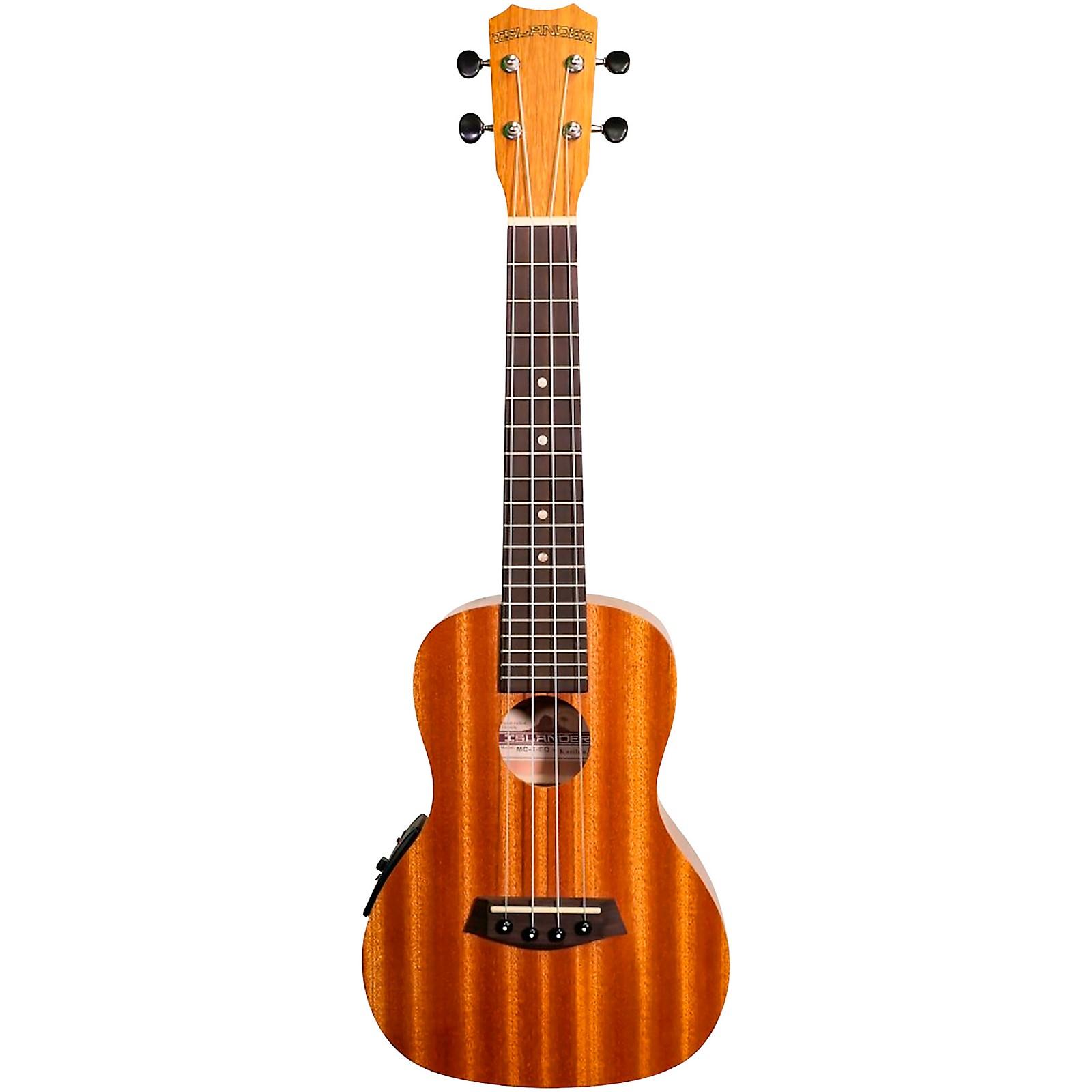 Islander MC-4 EQ Acoustic-Electric Concert Ukulele
