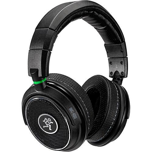 Mackie MC-450 Professional Open-Back Headphones Black