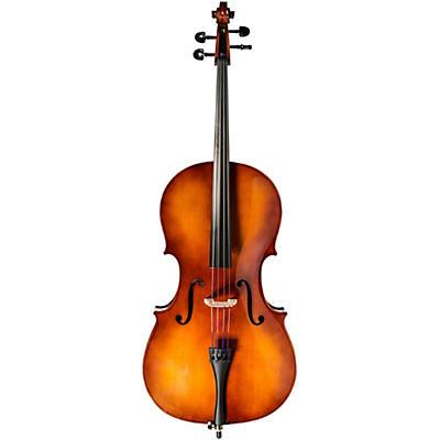 STROBEL MC-75 Student Series 4/4 Size Cello Outfit