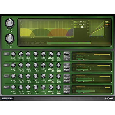 McDSP MC2000 HD v6 Software Download